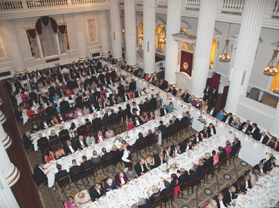 Annual Banquet Mansion House