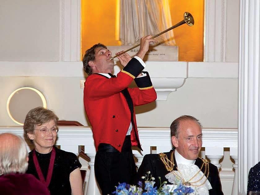 Members bugler