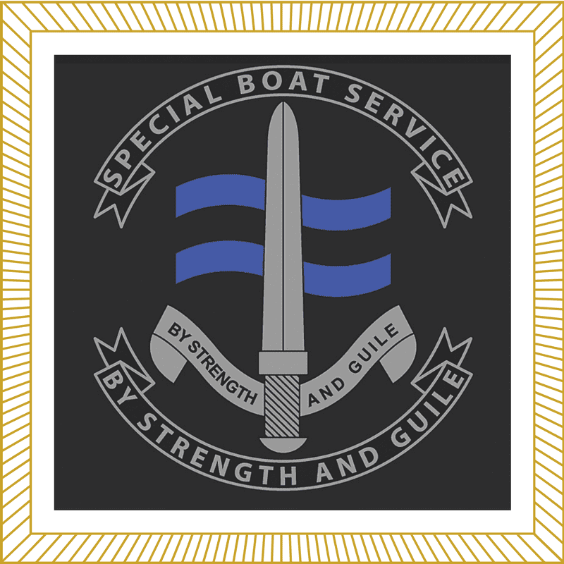 Special Boat Service Badge - 1