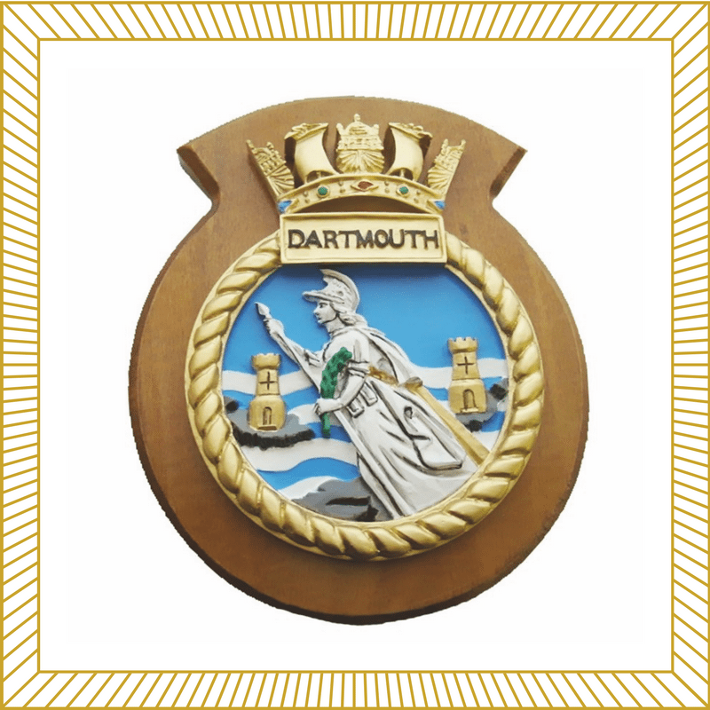 dartmouth badge